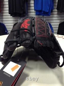 12 Rawlings'Pro Perferred' left handed baseball glove model PROS206-12B