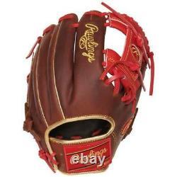 2019 Rawlings PRO204-2TIG Baseball Glove 11.5 Infield Glove Heart of the Hide