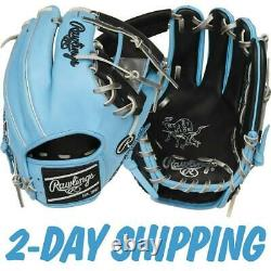 2021 Rawlings 11.5 Heart of the Hide Color Sync 5.0 Infield Glove PRO204-2BCB
