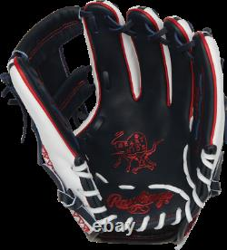 2021 Rawlings Heart of the Hide ColorSync 5.0 11.5 Infield Glove PRO314-2NW