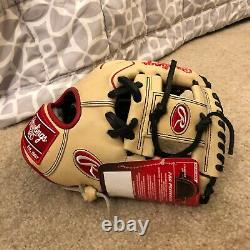 Brand New Rawlings Pro Preferred PROS204W-2BC Baseball Glove 11.5