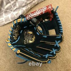 Brand New with Tags Rawlings Pro Preferred Baseball Glove ID #67 PROS204-2NC