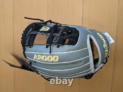 GRS-2018-115 Wilson RHT A2000 Pro Infield Baseball Glove 11.5 Inch