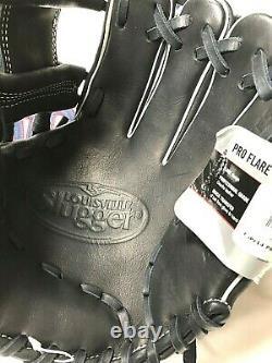 Louisville Slugger Pro Flare Glove-fgpf14-bk112 Rht Nwt