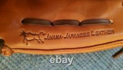 MIZUNO PRO Global Elite Jinama leather, RHT infield glove 11.5, $399 MSRP