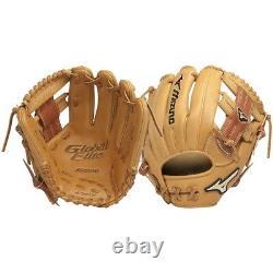 Mizuno GGE61AX 11.5 Inch RHT Global Elite Pro Infield Baseball Glove