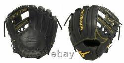 Mizuno GMP500BK RHT 11.75 Pro Limited Baseball Glove