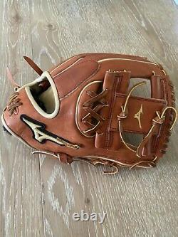 Mizuno GPS1-400S 11.5 Right Hand Throw Pro Select Series Infield Baseball Glove