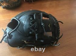 Mizuno Pro Baseball Glove Black
