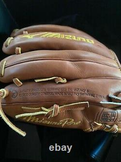 Mizuno Pro Limited Edition Ball Glove Infielders Glove (11.50 Inches)