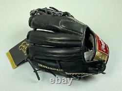 New! Rawlings GOLD GLOVE Pro INFIELD Baseball Glove 11.75 RGGNP5-2B NWT Rare
