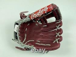 New Rawlings Heart of the Hide Pro INFIELD Baseball Glove 11.75 HOH PRO315-2SHG