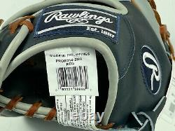 New Rawlings Heart of the Hide R2G Pro INFIELD Baseball Glove 11.5 HOH NWT