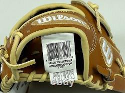 New! Wilson A2000 PP05 Pro Stock MLB INFIELD Baseball Glove 11.5 Mitt RH Throw