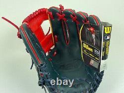 New! Wilson A2K DATDUDE GM Pro Stock MLB INFIELD Baseball Glove 11.5 NWT Rare