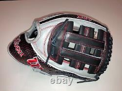 New Wilson A2k 1795 Blaze Pro Stock 12 Baseball Glove Rht A2000