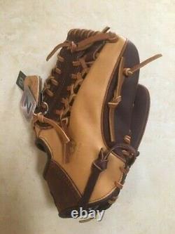 Nokona Baseball Glove Pro Line Series PL-1150M / L 11.5 Modified Trap RHT NWT