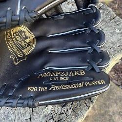 Pro Issue Jose Reyes Rawlings Pro Preferred PRONP2JAKB Infield Baseball Glove