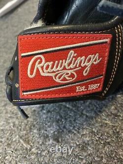RAWLINGS PRO PREFERRED 12, Modified TRAPEZE Web, Infielder Or Pitcher, RHT