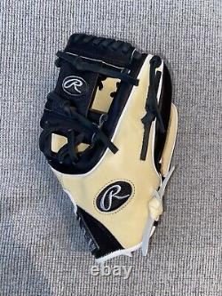 Rawlings 11.5 Pro Preferred Series Infield Baseball Glove, RH Throw
