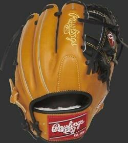 Rawlings 11.5 Pro Preferred Tan Infield Glove PROS2042RTB