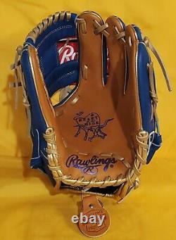 Rawlings Custom Shop HOH PRO204-2 Baseball Glove 11.5 RHT NWT Primo