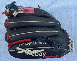 Rawlings HEART OF THE HIDE Infielders Baseball Glove PRO1175RWB 11.75 BRAND NEW