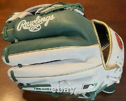 Rawlings HEART OF THE HIDE PRO-LUCKYV 11.5-INCH INFIELD GLOVE LIMITED EDITION