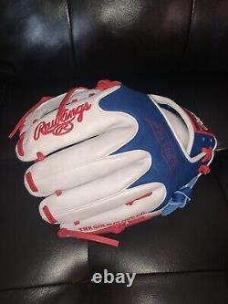 Rawlings Heart Of The Hide Dominican Republic 11.5 PRO204W-2DR Infielders Glove