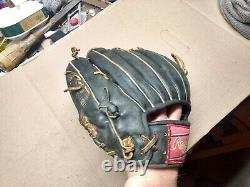 Rawlings Heart Of The Hide Pro-12XTCB Infielders Baseball Glove RH Throw 11.5 in