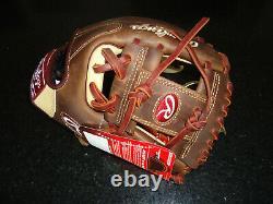 Rawlings Heart Of The Hide (hoh) Gold Glove Club Pro2174-2csl Glove 11.5 Rh