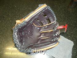 Rawlings Heart Of The Hide (hoh) Pro Issue Pro1175-6slpro Glove 11.75 Rh
