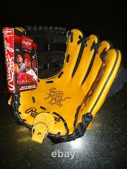 Rawlings Heart Of The Hide (hoh) Pro Issue Pro200-6bubpro Glove 11.5 Rh