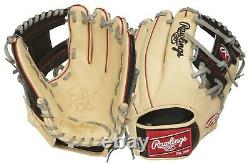 Rawlings Heart of the Hide 11.5 Baseball Infielder's Glove PRO204-2CBG