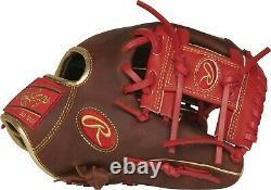 Rawlings Heart of the Hide 11.5 Baseball Infielder's Glove PRO204-2TIG
