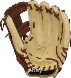 Rawlings Heart of the Hide 11.5 Baseball Infielder's Glove PRO314-2CTI