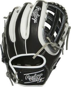 Rawlings Heart of the Hide 11.5 Baseball Infielder's Glove PRO314-6BW