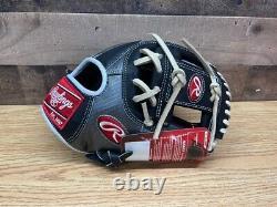 Rawlings Heart of the Hide 11.5 Hyper Shell Infield Baseball Glove PRO204-2BCF