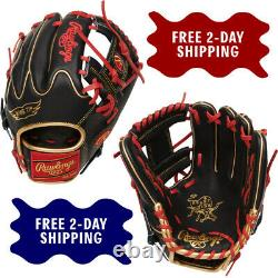 Rawlings Heart of the Hide 11.75 Baseball Glove Infield I Web PRO205W-2BG