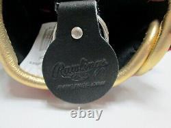 Rawlings Heart of the Hide 11.75 Baseball Glove RH Infield I Web PRO205W-2BG