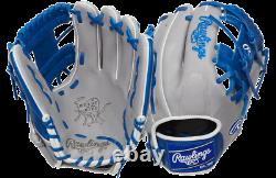Rawlings Heart of the Hide Baseball Glove 11.5 PRO204-2GR-RHT