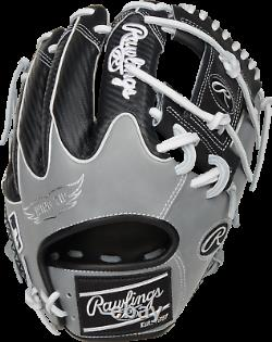 Rawlings Heart of the Hide Hyper Shell 5.0 11.75 Infield Glove Right Hand Throw
