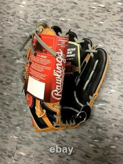 Rawlings Heart of the Hide Pro204-2TSS Right Handed Infielders Glove NEW