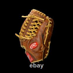 Rawlings Heritage Pro 11.75 baseball infield glove RHT HP205-4CA leather adult