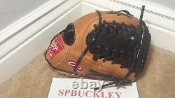 Rawlings Hoh Heart Of The Hide 11.5 Baseball Glove, Pro314-4gbb, Nwt, Narrow Fit