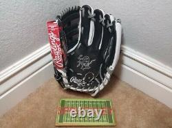 Rawlings Hoh Heart Of The Hide 11.5 Infield Baseball Glove, Pro314-6bw, Nwt