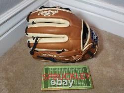 Rawlings Hoh Heart Of The Hide 11.75 Infield Softball Glove, Pro715sb-2cgb, Nwt