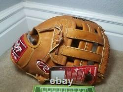 Rawlings Hoh Heart Of The Hide Horween 12 Baseball Glove, Pro12-6ht, Nwt