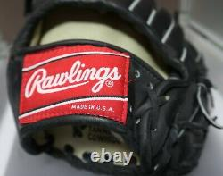 Rawlings PRO-12TCB Heart of the Hide Made in USA HOH LHT baseball glove mitt