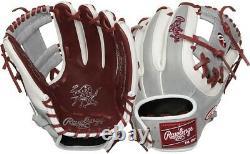 Rawlings PRO315-2SHW 11.75 Heart Of The Hide Baseball Glove Pro I Web Infield